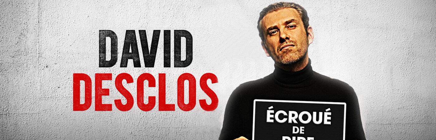 DAVID DESCLOS