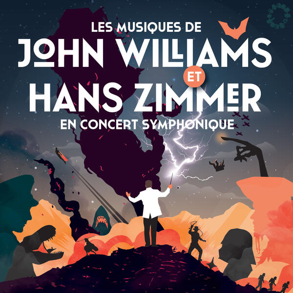 LES MUSIQUES DE JOHN WILLIAMS ET HANS ZIMMER