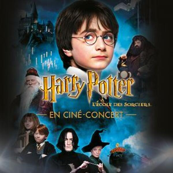 HARRY POTTER A L'ECOLE DES SORCIERS EN CINE-CONCERT