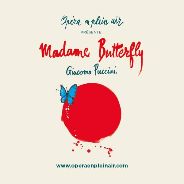 MADAME BUTTERFLY - PARIS (INVALIDES)